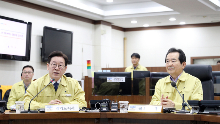 경기도, '신종 코로나' 확진자 세부 정보 공개·폐렴환자 검사 정부에 제안